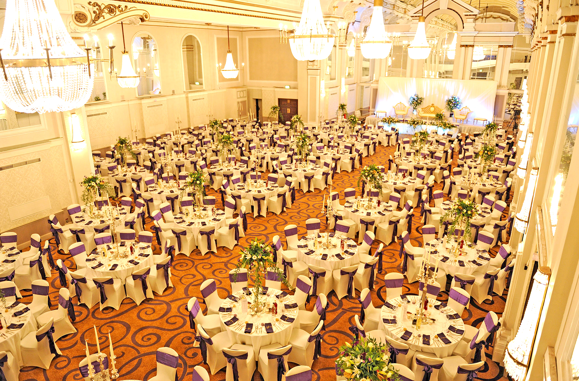 Asian Wedding Caterers Catering In Grand Connaught Rooms